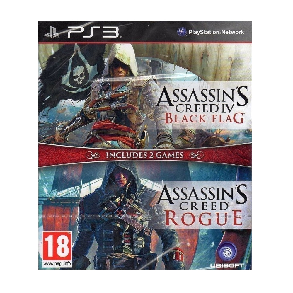 compilation ac4 black flag amp ac rogue ps3 allaboutoffice